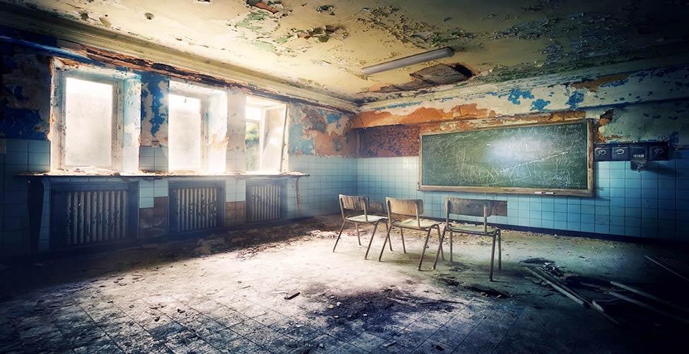 Soñar con escuela