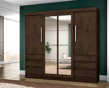 soñar con Closet
