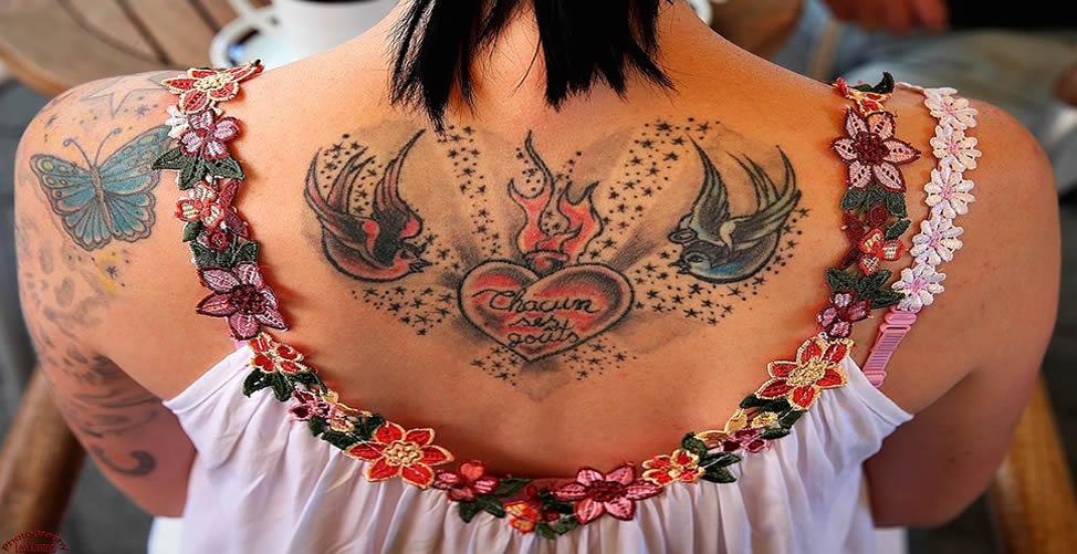 soñar con tatuaje