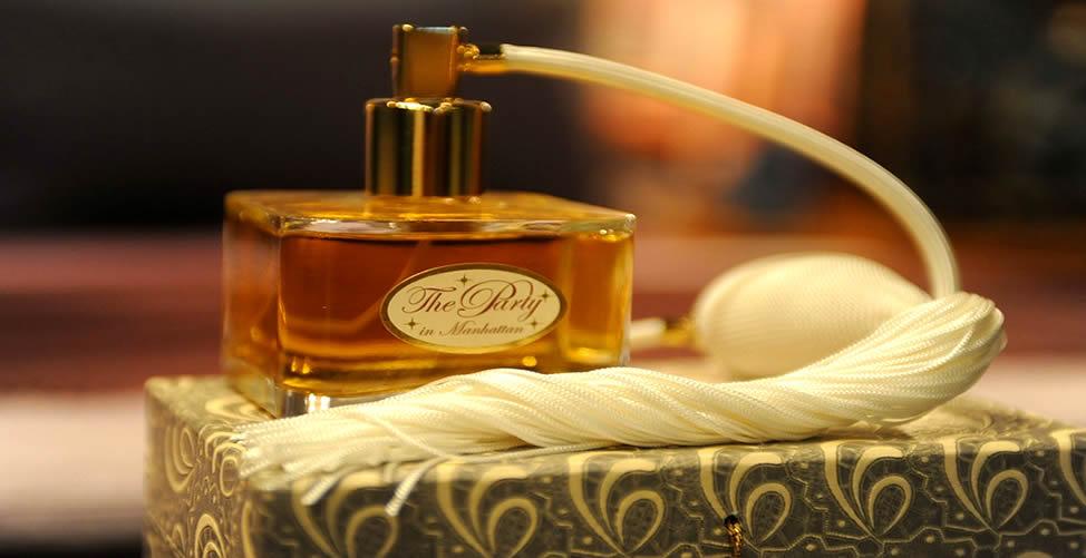 soñar con perfume