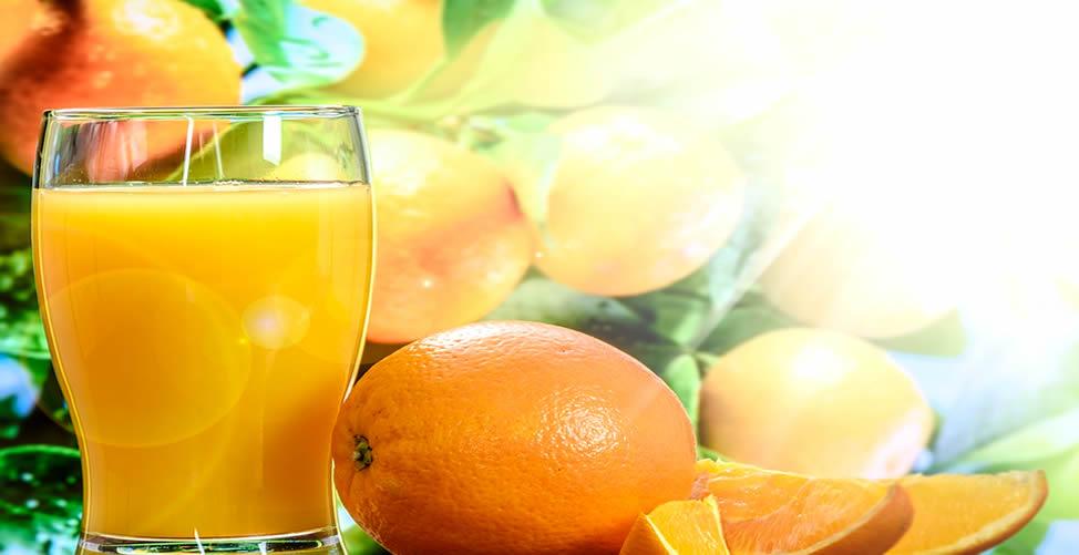 soñar con naranja
