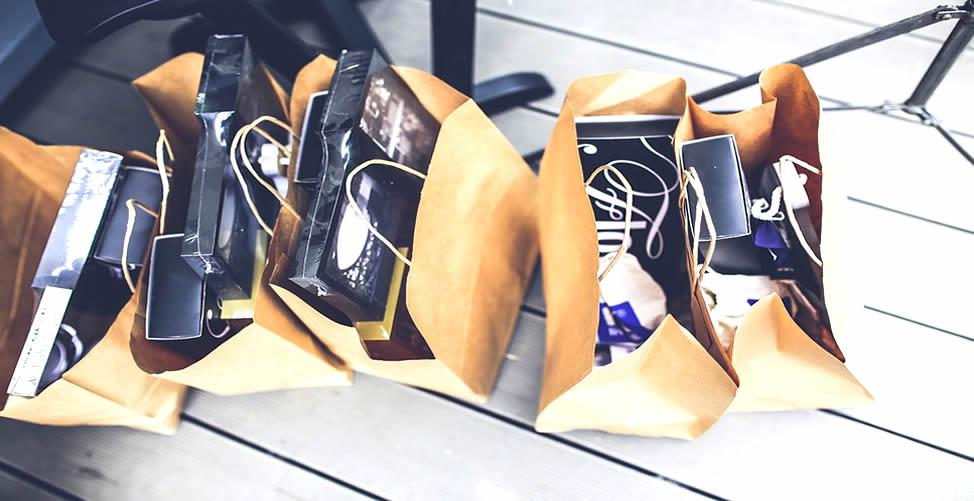Soñar con compras
