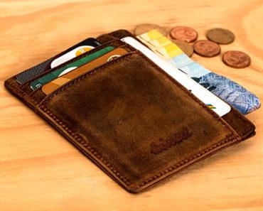 soñar con billetera
