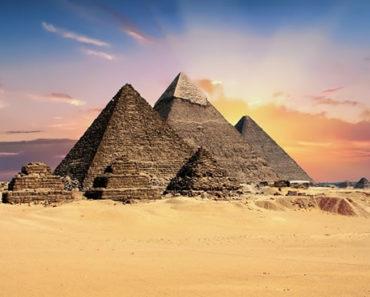 Soñar Con Pirámide