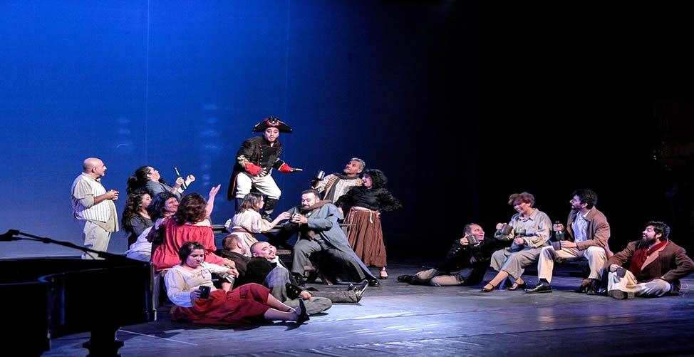 Soñar Con Teatro