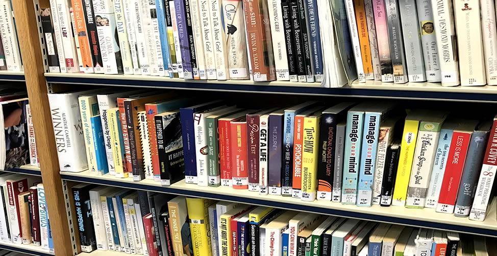 Soñar Con Biblioteca