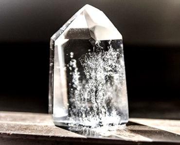 soñar con cristal